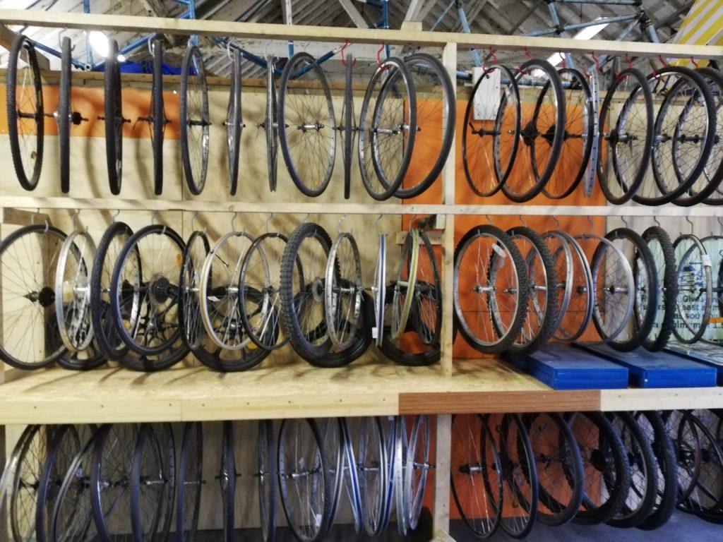 wheels and rims